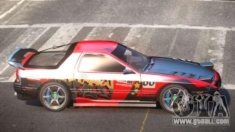 Mazda RX7 GS PJ6 for GTA 4