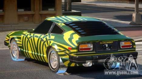 Datsun 280ZX GT PJ1 for GTA 4