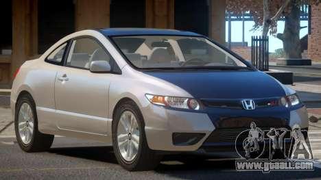 Honda Civic LT for GTA 4