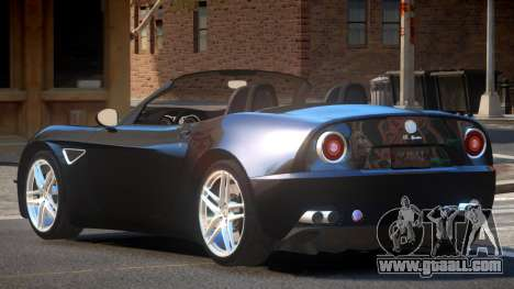 Alfa Romeo 8C RT for GTA 4