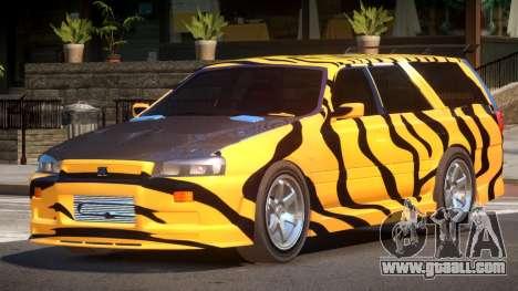 Nissan Stagea RS PJ5 for GTA 4