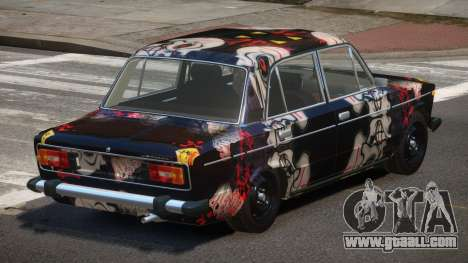 VAZ 2106 Classic PJ3 for GTA 4
