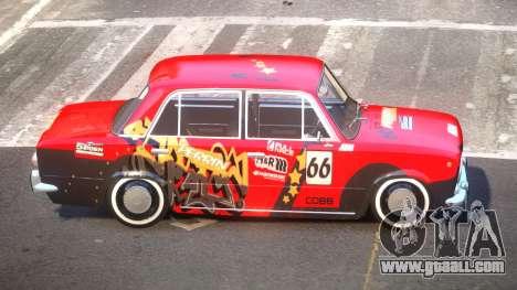 VAZ 2101 BR PJ6 for GTA 4