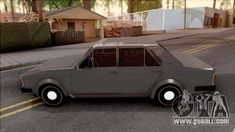 Ikco Paykan Sport Grey for GTA San Andreas