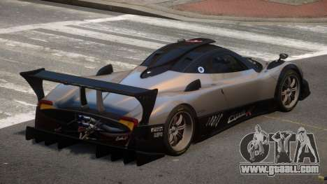 Pagani Zonda RL for GTA 4