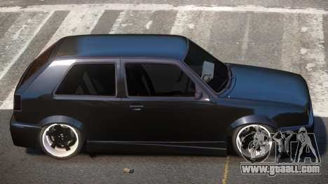Volkswagen Golf 2 L-Tuning for GTA 4