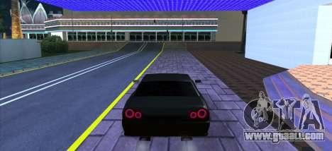 AZIK Elegy for GTA San Andreas