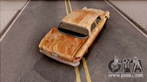 Rusty Glendale for GTA San Andreas