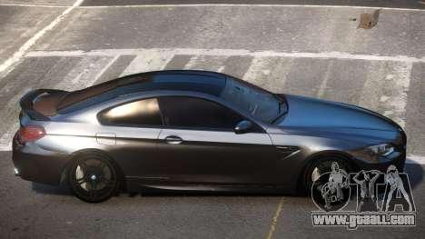 BMW M6 F12 TR for GTA 4