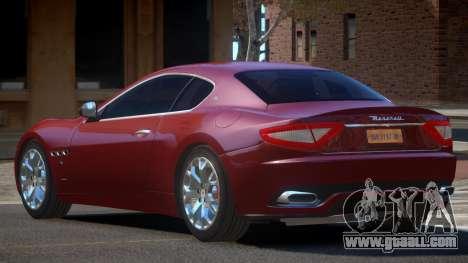 Maserati Gran Turismo E-Style for GTA 4