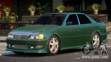 Toyota Chaser LR for GTA 4