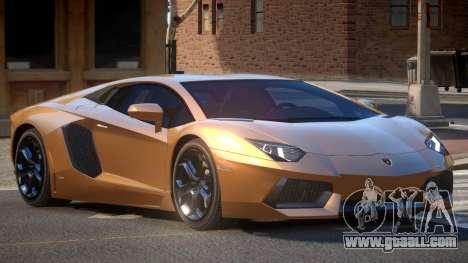 Lamborghini Aventador G-Tuned for GTA 4