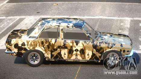 Datsun Bluebird L-Tuning PJ5 for GTA 4