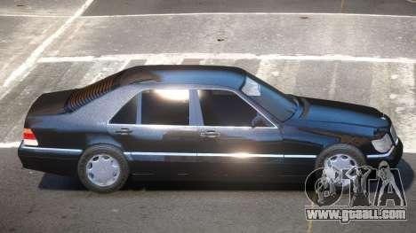 Mercedes Benz S600 V1.3 for GTA 4