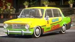 VAZ 2101 BR PJ2 for GTA 4