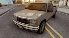 GMC Sierra 1998 Grey