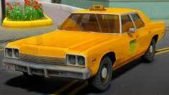 Dodge Monaco 1974 Taxi for GTA San Andreas