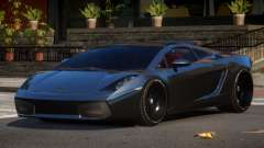 Lamborghini Gallardo Custom for GTA 4