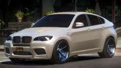 BMW X6M SR