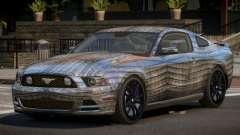 Ford Mustang GST PJ2 for GTA 4