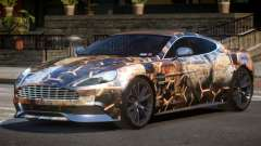 Aston Martin Vanquish LT PJ4 for GTA 4
