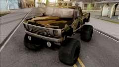 Monster A Camo Edition for GTA San Andreas