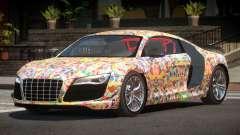 Audi R8 R-Tuned PJ6 for GTA 4