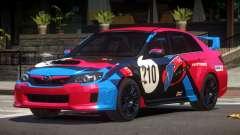 Subaru Impreza WRX SR PJ2 for GTA 4