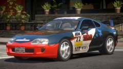 Toyota Supra G-Style PJ6 for GTA 4