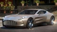 Aston Martin One77 GST for GTA 4