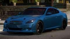 Infiniti G37 BS for GTA 4