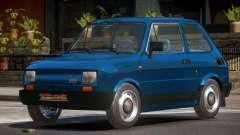 1989 Fiat 126P for GTA 4