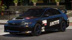 Subaru Impreza WRX SR PJ5 for GTA 4