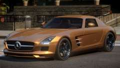 Mercedes Benz SLS JR