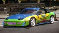 Nissan 240SX D-Tuned PJ4 for GTA 4