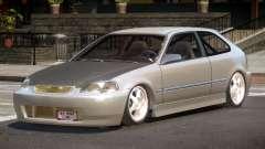 Honda Civic RG-49 for GTA 4