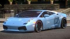 Lamborghini Gallardo FSI PJ3 for GTA 4