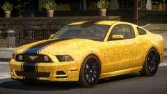 Ford Mustang GST PJ1 for GTA 4