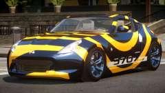Nissan 370Z TR PJ3 for GTA 4