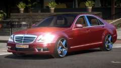 Mercedes Benz S65 LS for GTA 4