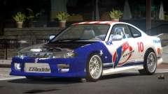 Nissan Silvia S15 M-Sport PJ5 for GTA 4
