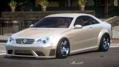 Mercedes Benz CLK63 GT for GTA 4