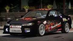 Nissan Silvia S15 M-Sport PJ4 for GTA 4