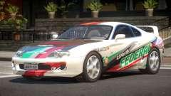 Toyota Supra G-Style PJ4 for GTA 4