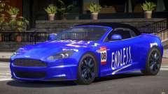 Aston Martin DBS Volante SR PJ6 for GTA 4