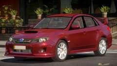 Subaru Impreza WRX S-Tuning for GTA 4