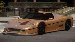 Ferrari F50 SR for GTA 4
