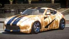 Nissan 370Z TR PJ5 for GTA 4