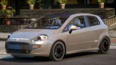 Fiat Punto TR for GTA 4