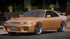 Nissan Skyline R32 LR for GTA 4